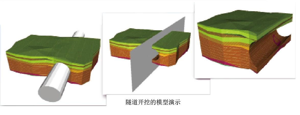 勘察地质三维软件